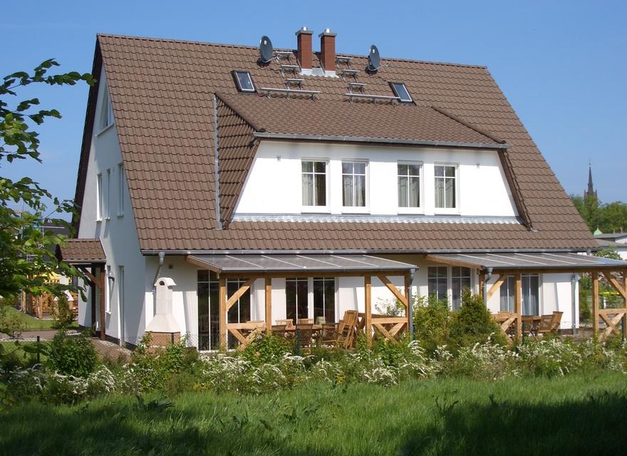 Ferienhaus zinnowitz f r 12 personen meerferienhaus in for Gunstige unterkunft nordsee