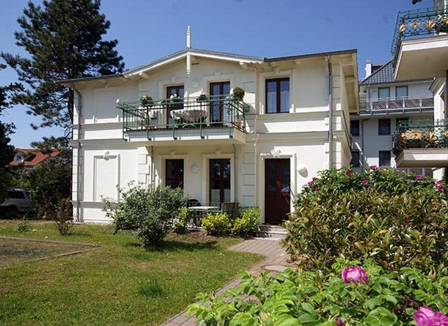 ferienwohnung seebad heringsdorf f r 4 personen dependance villa medici. Black Bedroom Furniture Sets. Home Design Ideas