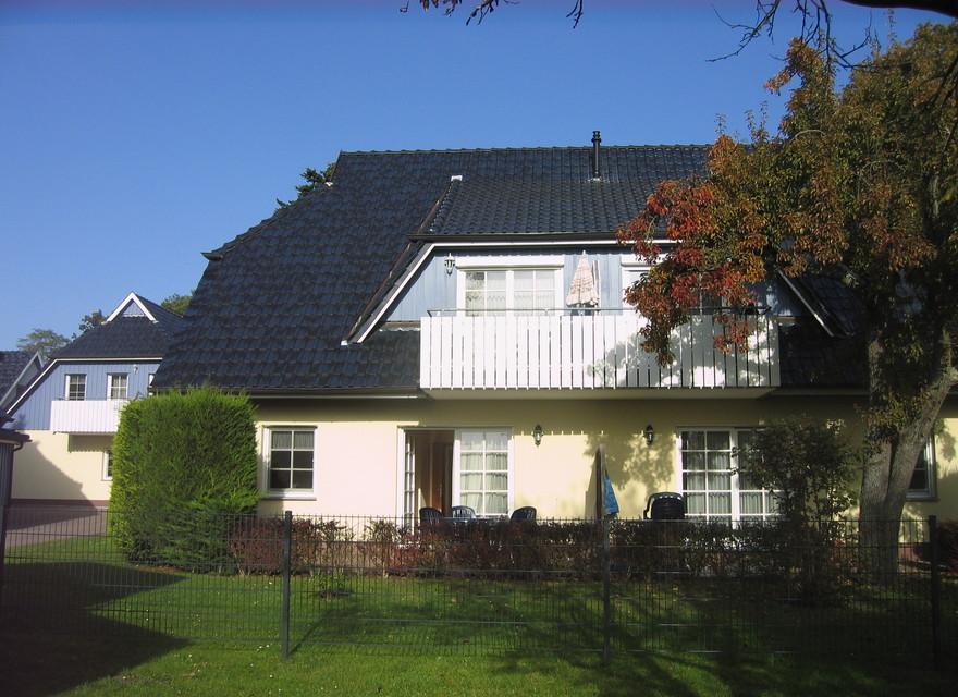 Ferienwohnung prerow f r 5 personen familienfreundliche for Nordsee unterkunft gunstig